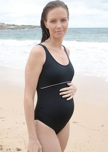 One Sexy Mother Maternity Swimwear