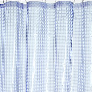 Shower Curtains Blue