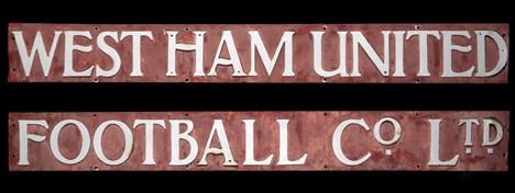 West ham sign