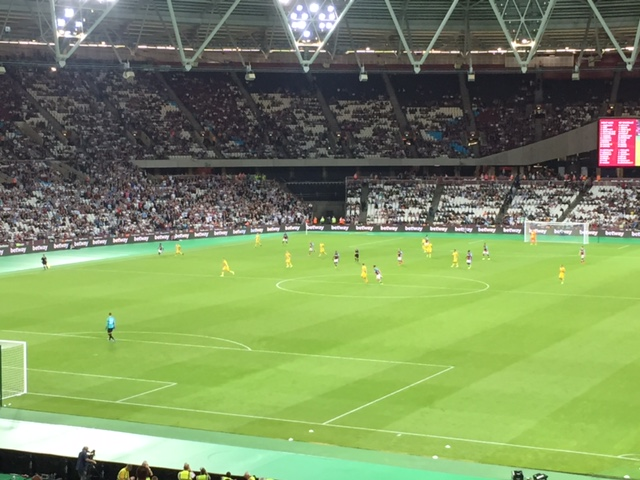 West ham playing mk domzale
